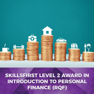 Skillsfirst Level 2 Award Introduction to Personal Finance